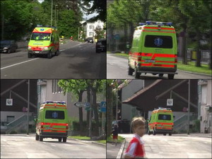 Ambulance Sprinter 4x4