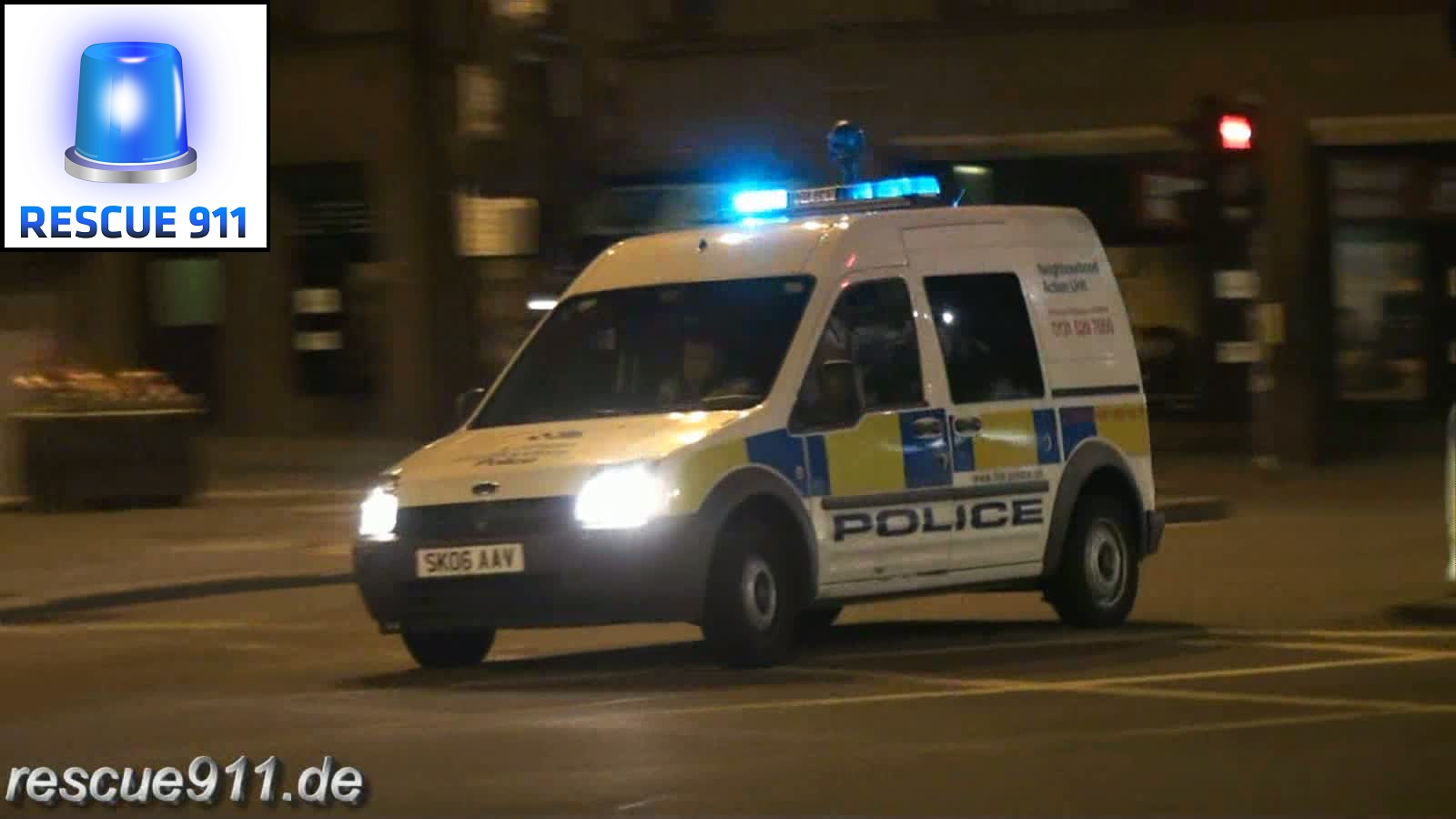 Police Car Police Scotland (stream)