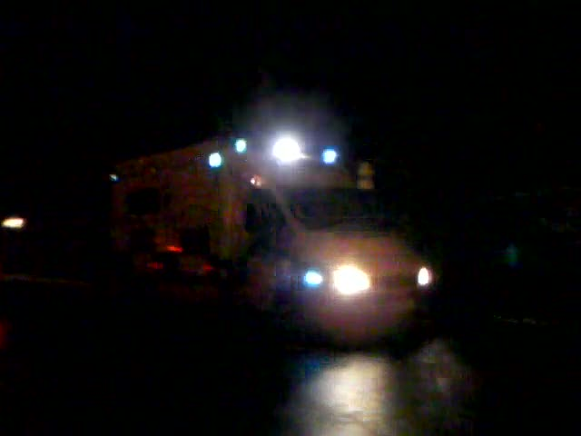 Ambulance Londonderry