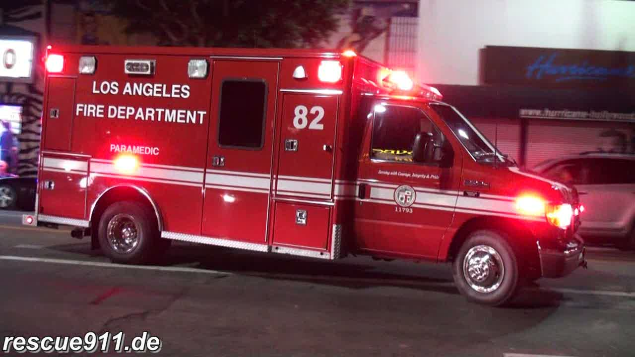 Rescue 82 LAFD (stream)