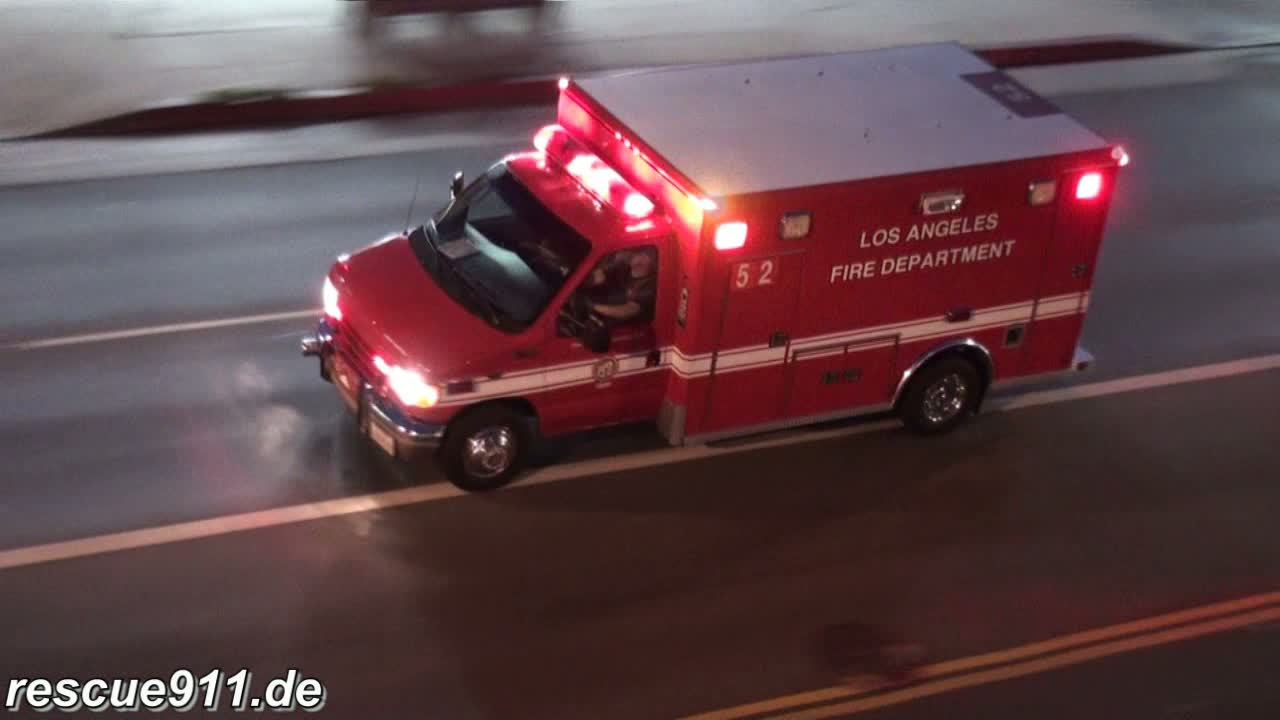 Rescue 52 LAFD (stream)