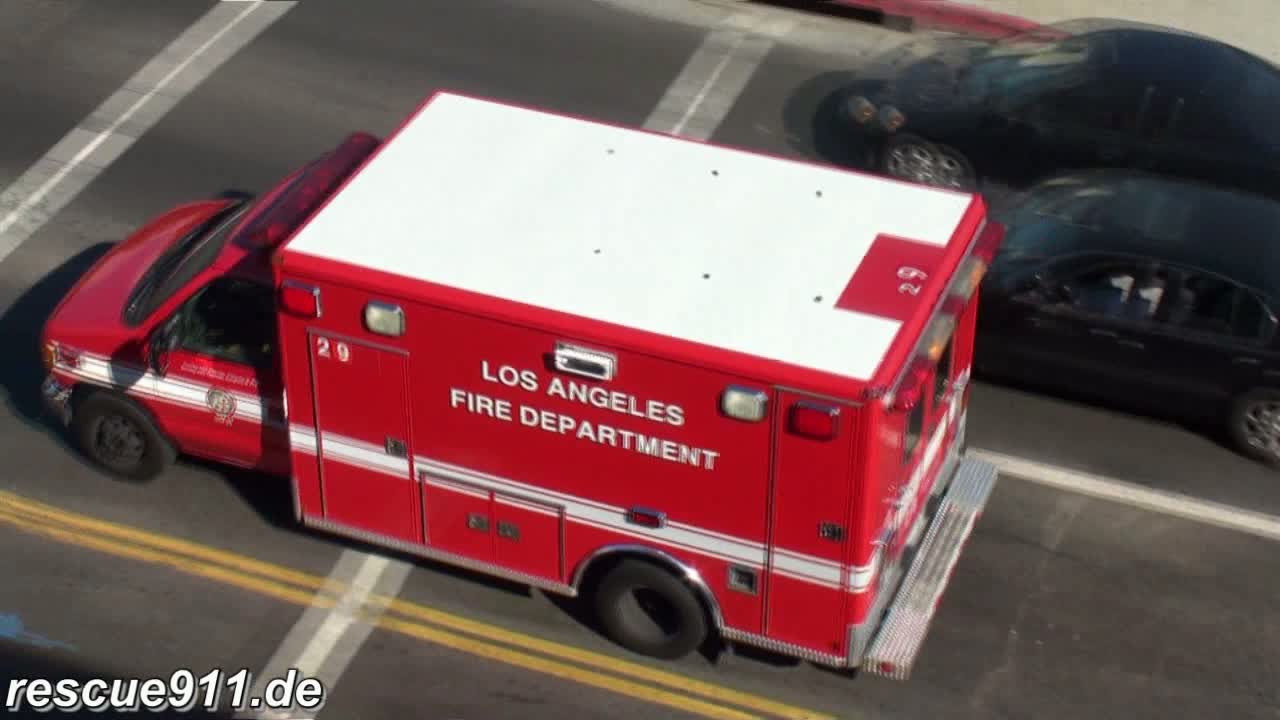 Rescue 29 LAFD (stream)