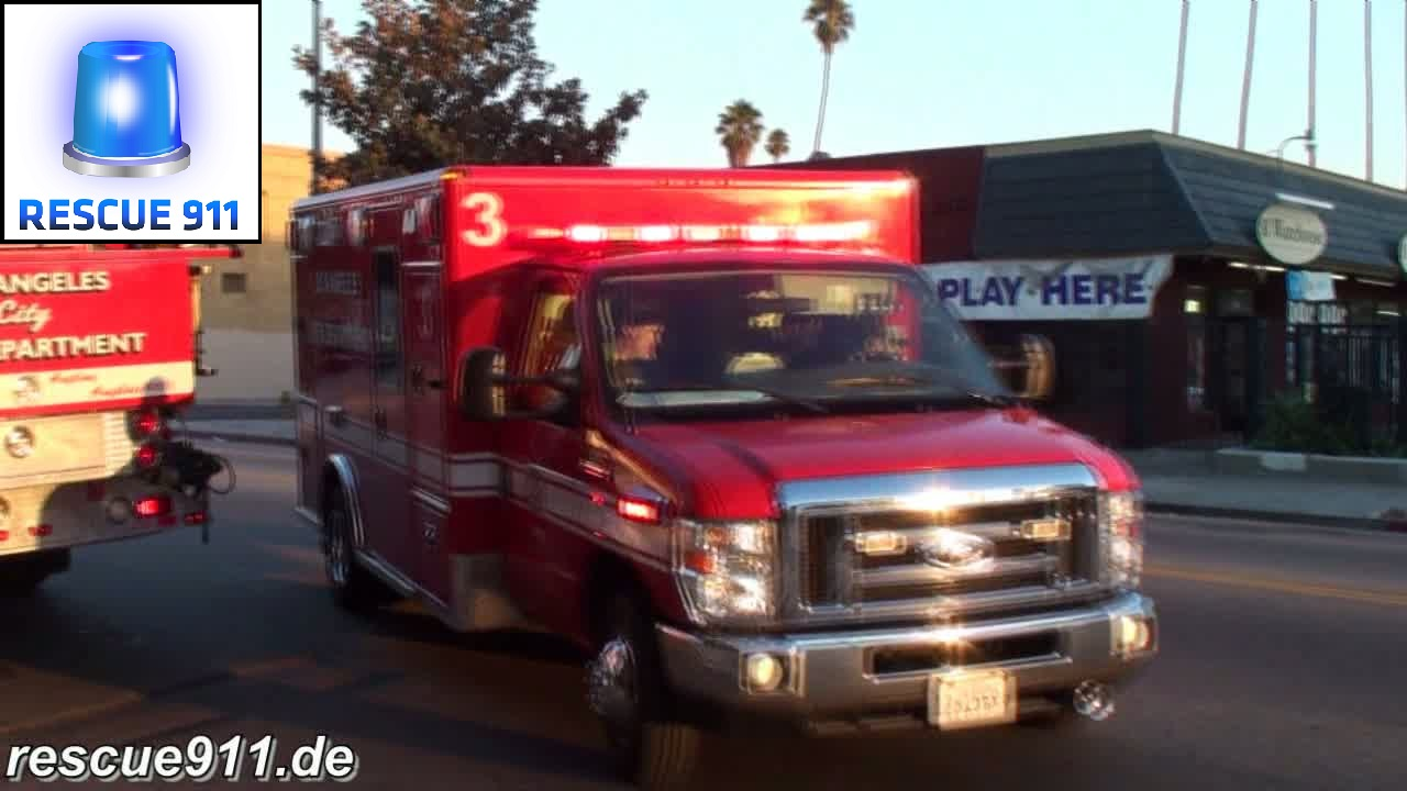 Rescue 3 LAFD (stream)