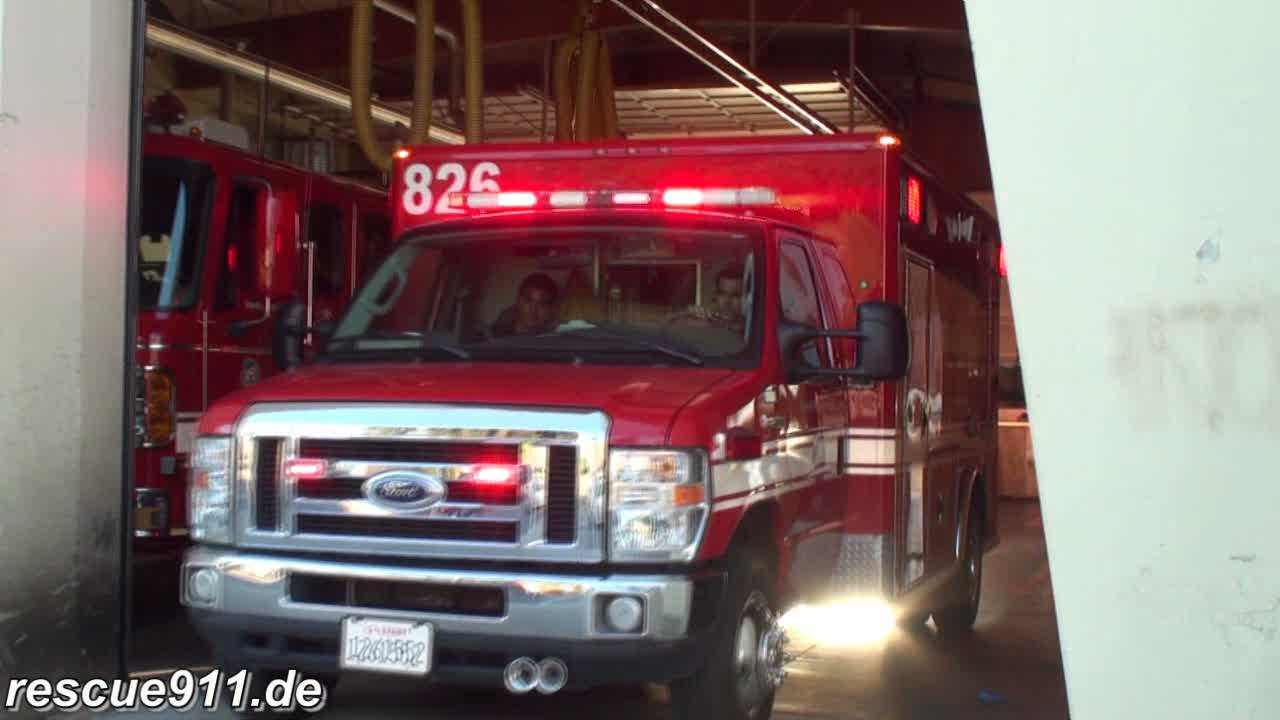 Rescue 826 LAFD (stream)