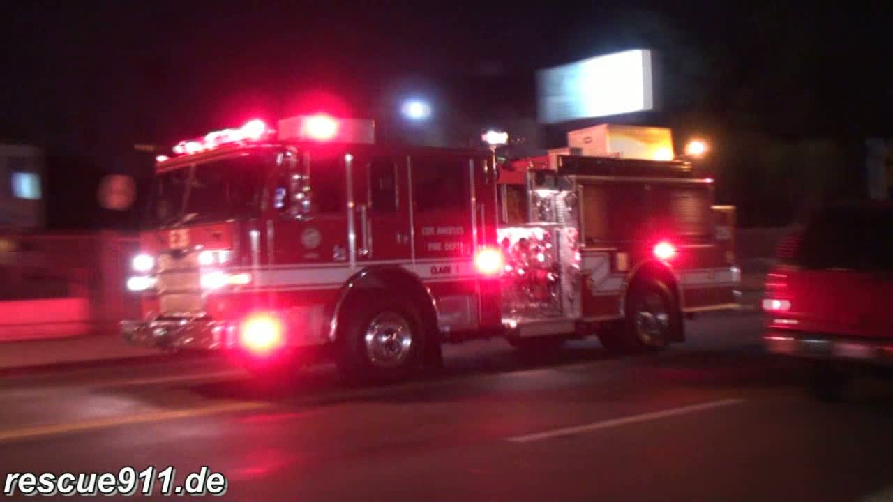 Engine 266 LAFD (stream)