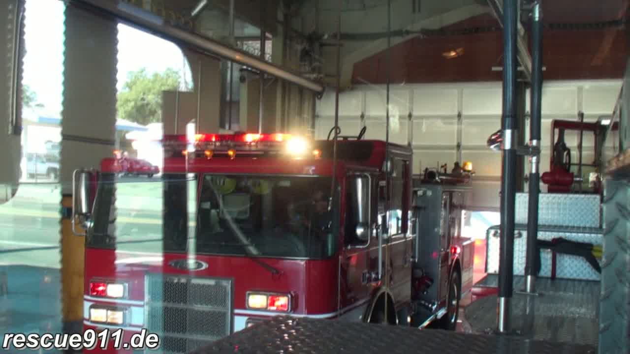 INSIDE VIEW - Light Force 26 LAFD (stream)