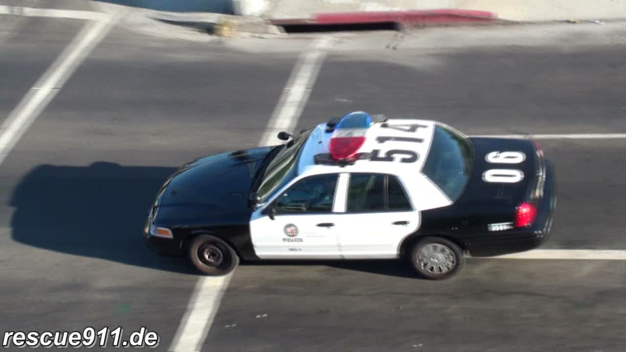 LAPD + LASD (collection) (stream)