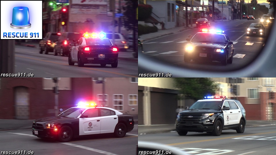 Los Angeles Police Department (collection) (stream)