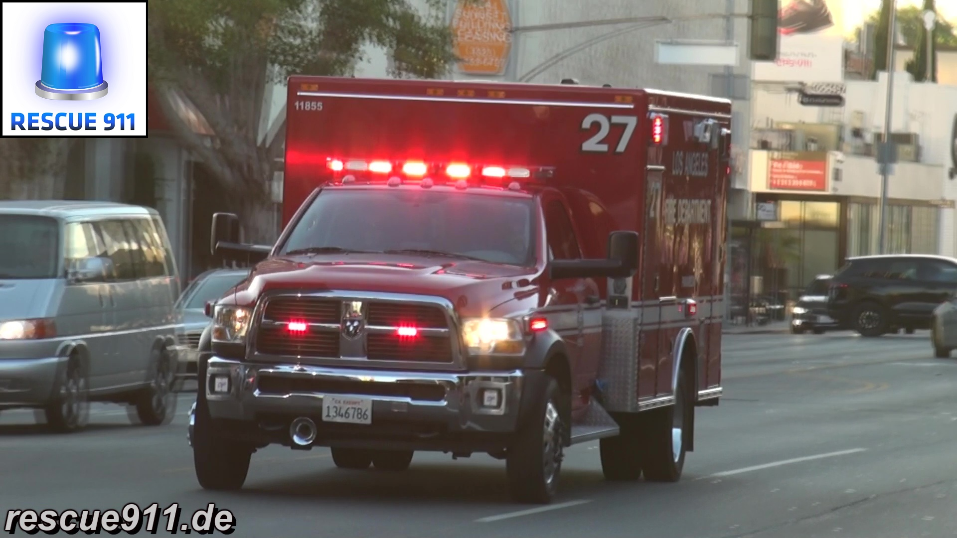 Rescue 27 LAFD (stream)