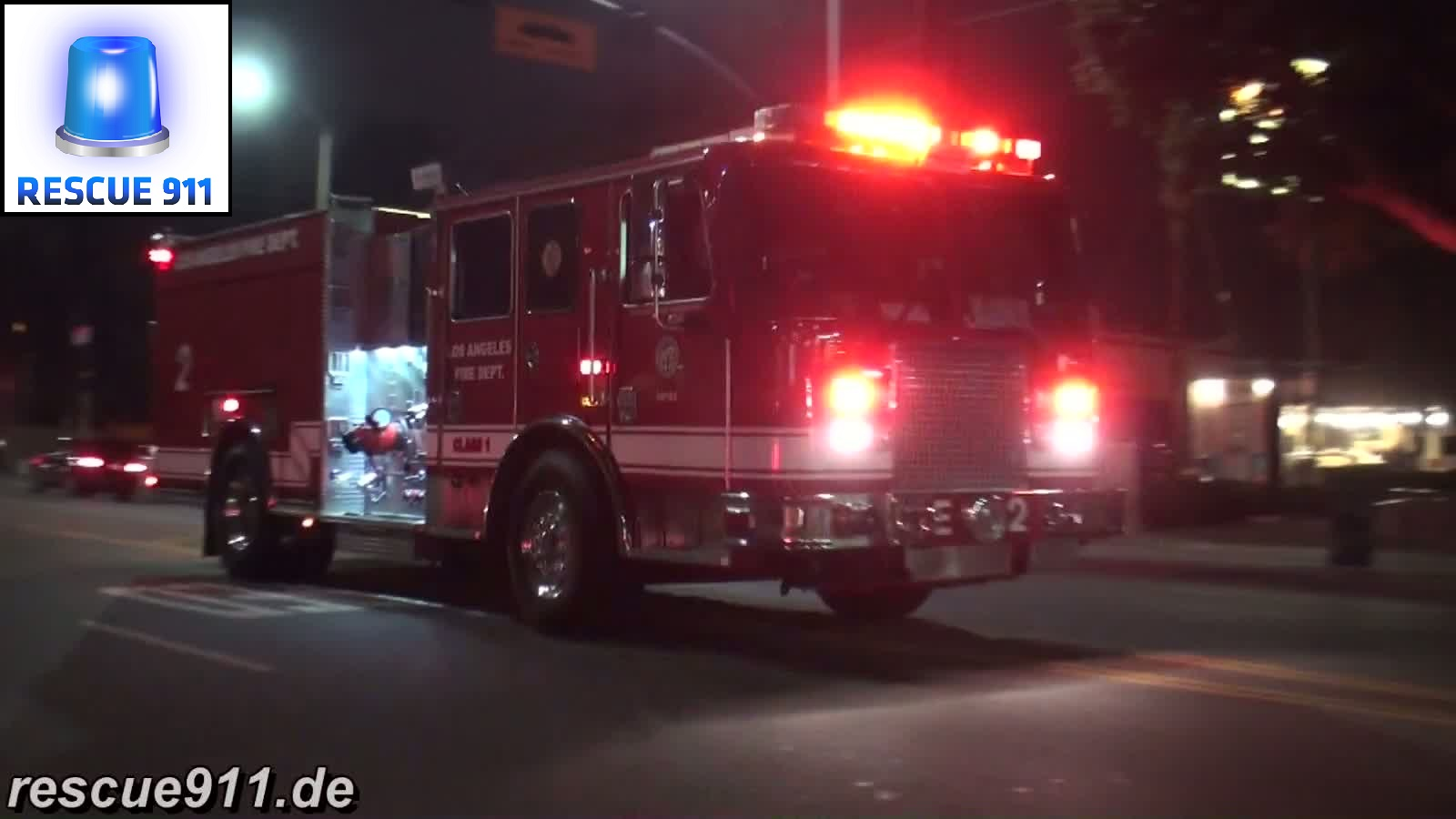 Engine 2 LAFD (stream)