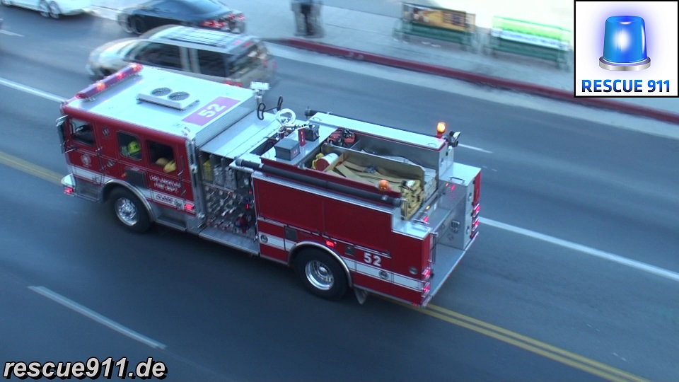 Engine 52 LAFD (stream)