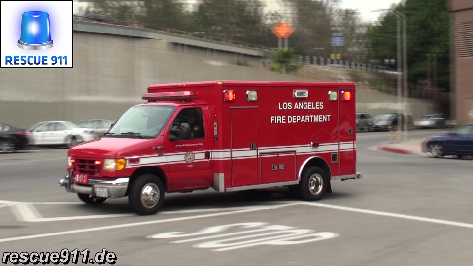 Rescue 803 LAFD (stream)