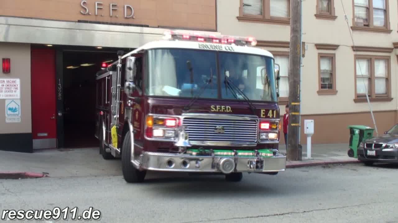 Engine 41 SFFD (stream)