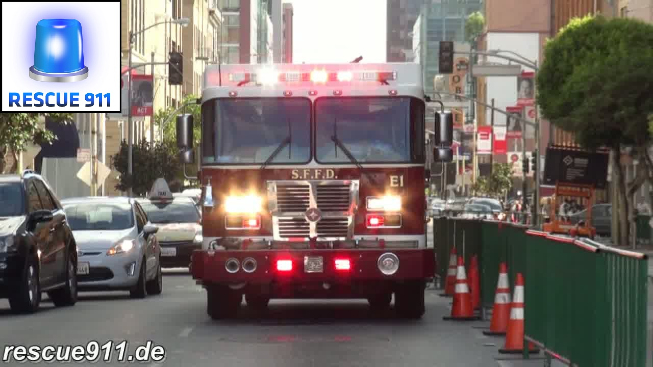 Engine 1 SFFD (stream)