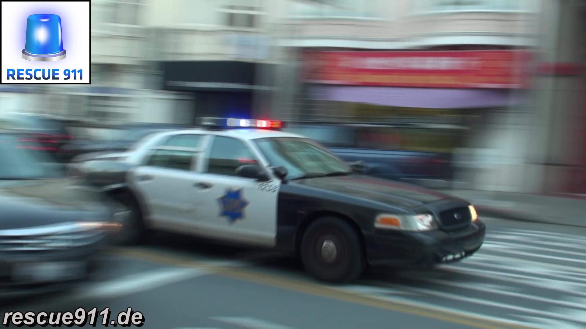 San Francisco Police Department (collection) (stream)