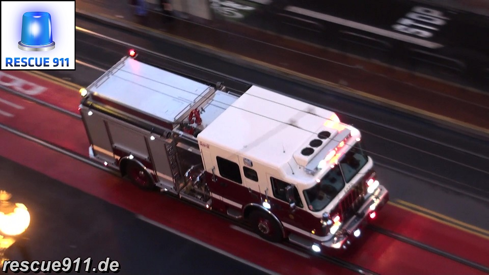 Medic 70 + Engine 36 SFFD (stream)