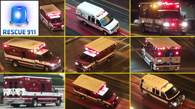 Ambulance San Francisco (collection) (stream)