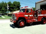 Engine CDF Temecula Fire Services