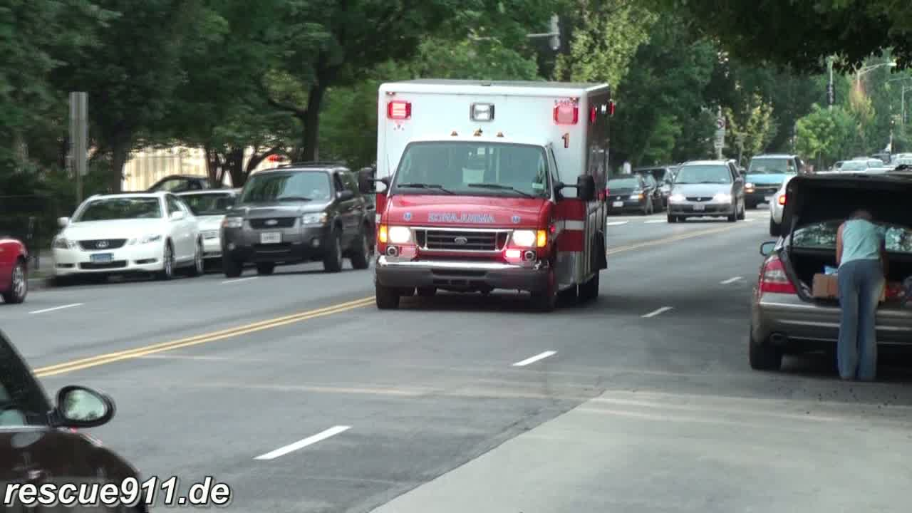 Ambulance 1 DCFD (stream)