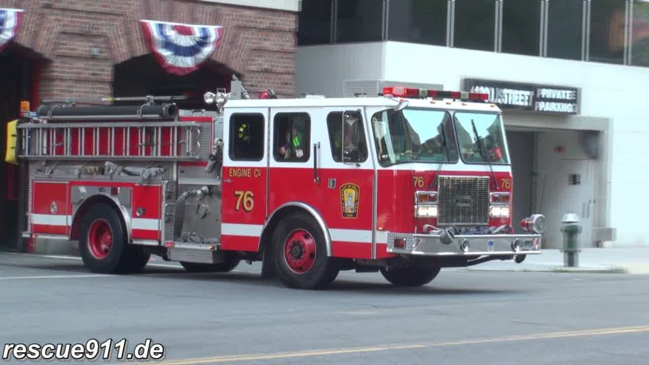 Police car MPDC + Engine 16 DCFD (stream)
