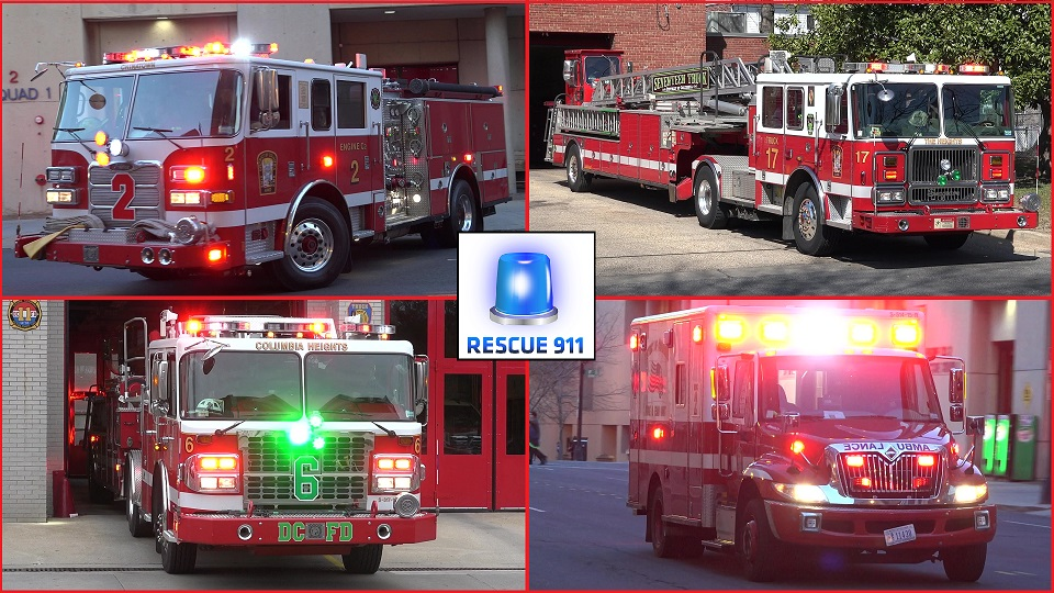 District of Columbia Fire and Emergency Medical Services Department (collection) (stream)