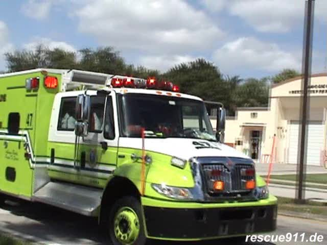 Rescue 47 Miami Dade Fire-Rescue (stream)