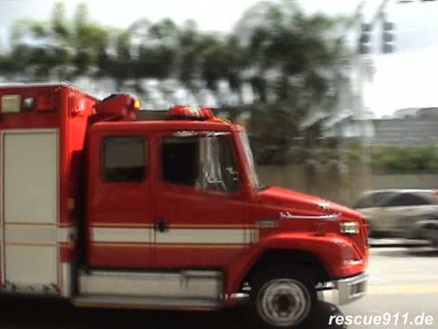 Rescue 26 Miami Fire-Rescue (stream)