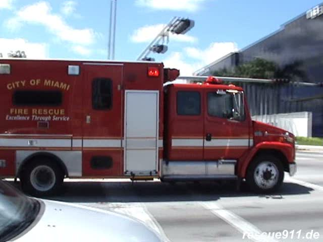 Rescue 10 Miami Fire-Rescue (stream)