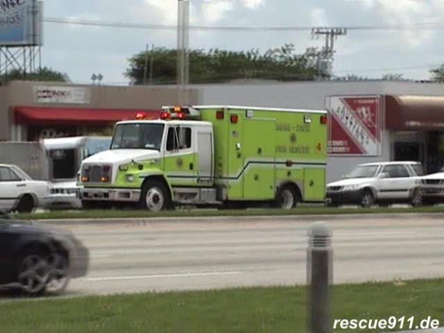 Rescue 4 Miami Dade Fire-Rescue (stream)