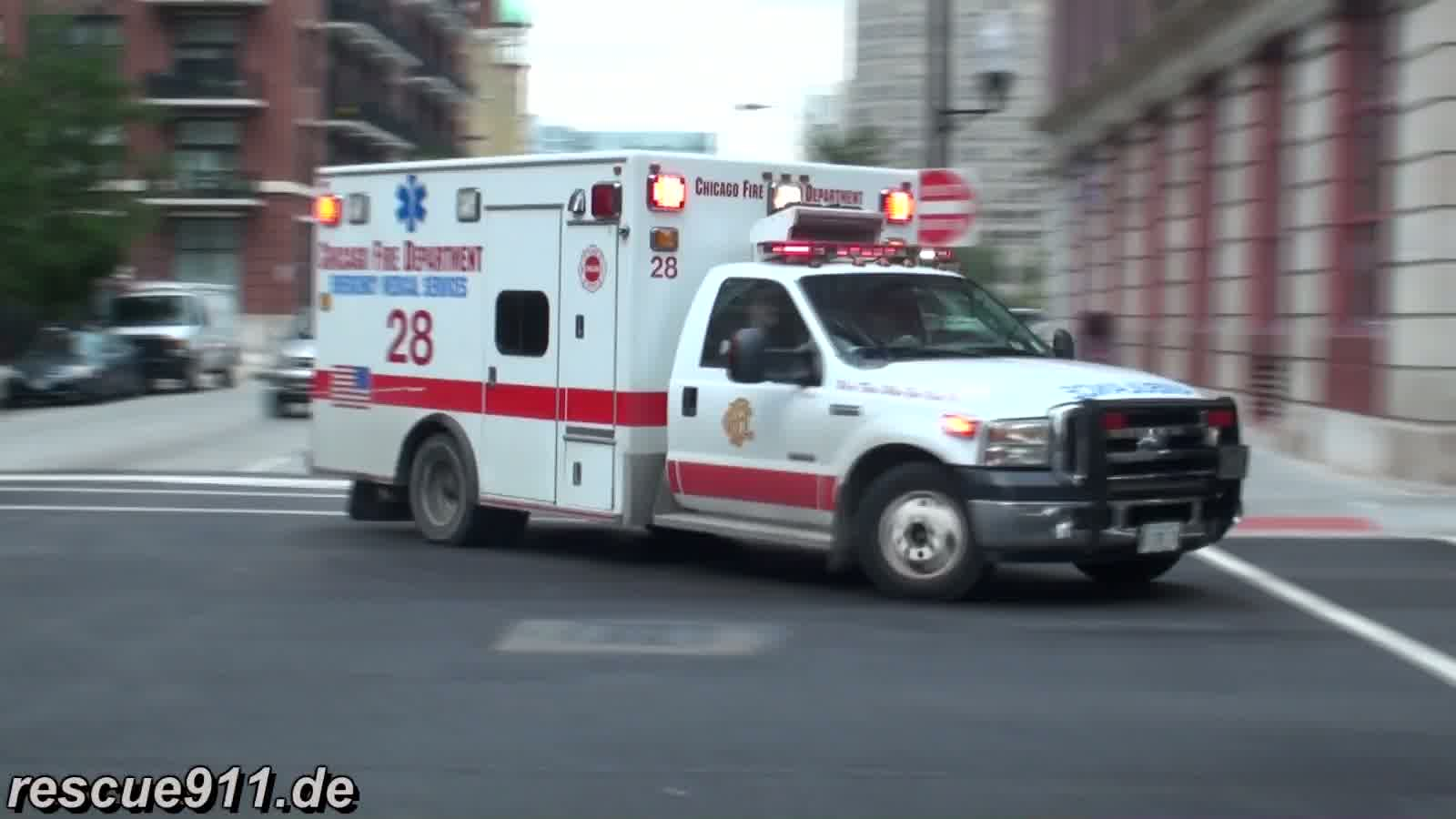 Ambulance 28 CFD (collection) (stream)