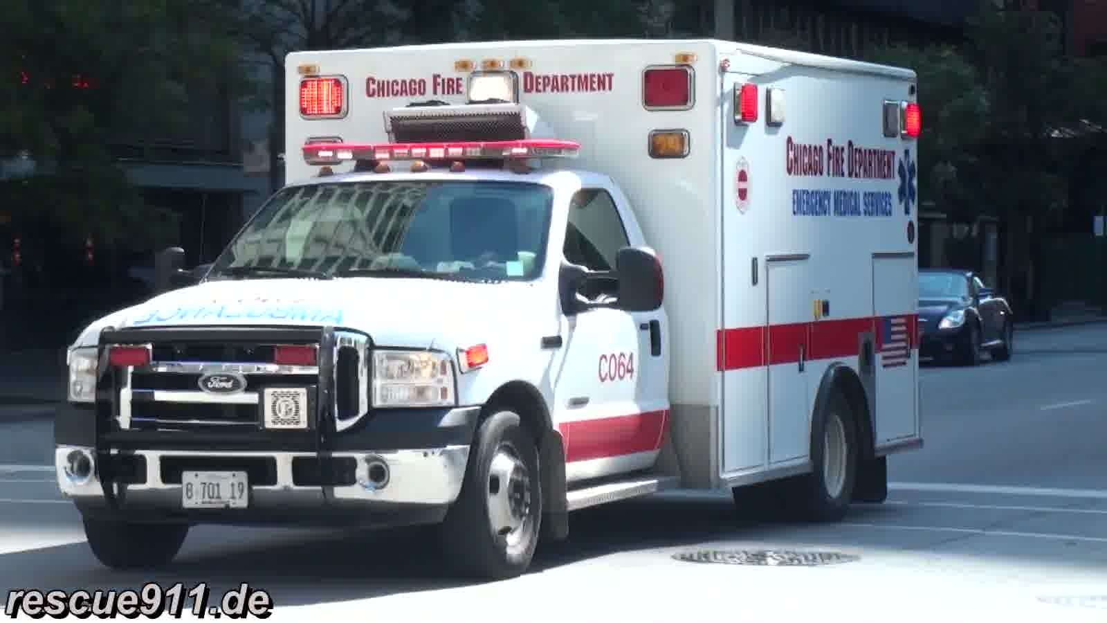 Ambulance 41 CFD (collection) (stream)