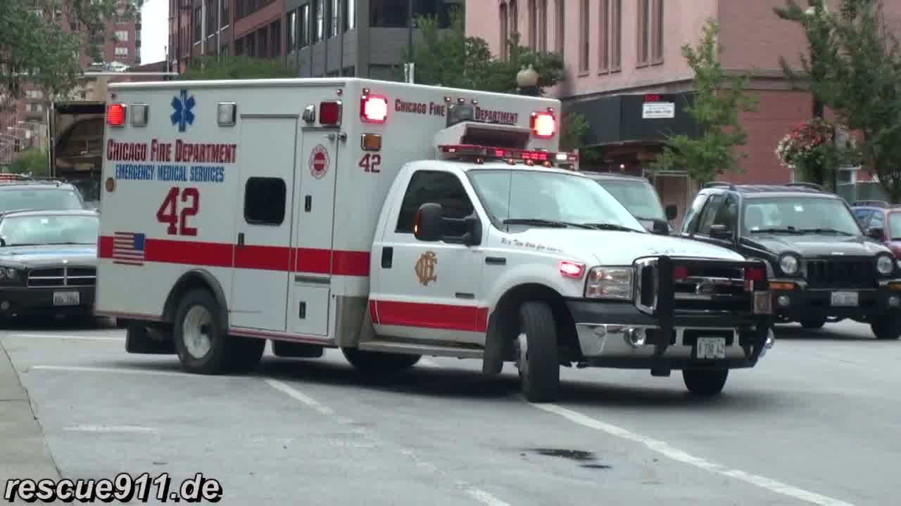 Ambulance 42 CFD (collection) (stream)