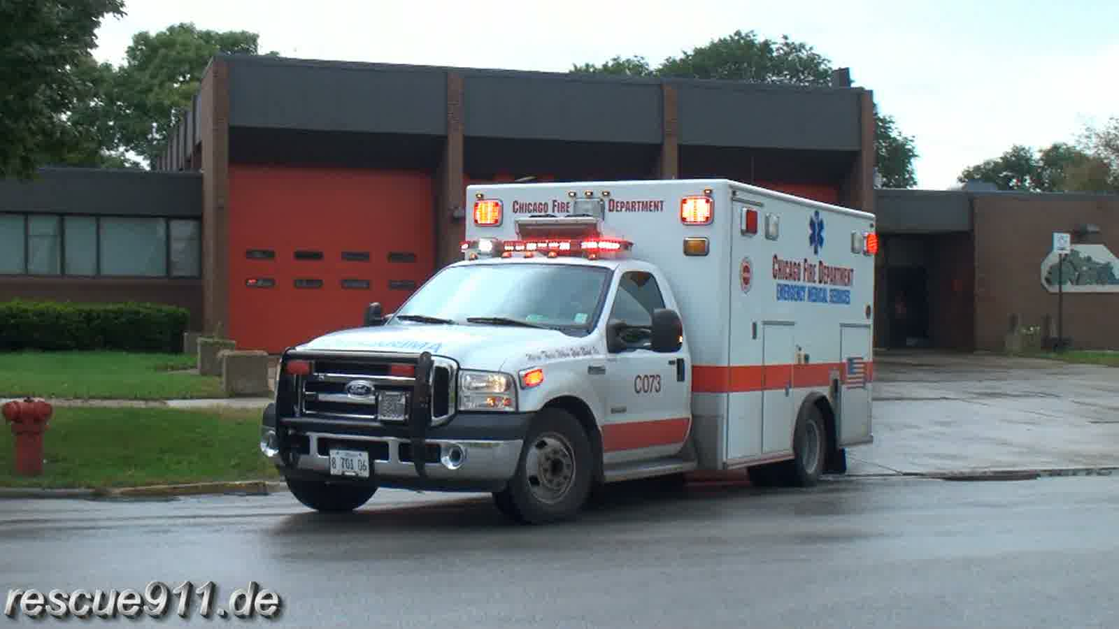 Ambulance 10 CFD (stream)