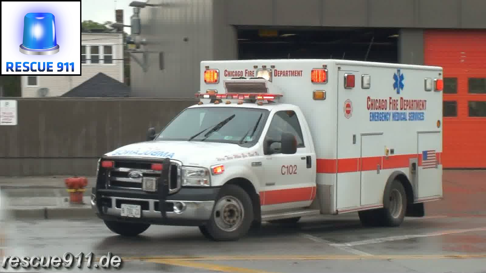 Ambulance A15 CFD (stream)