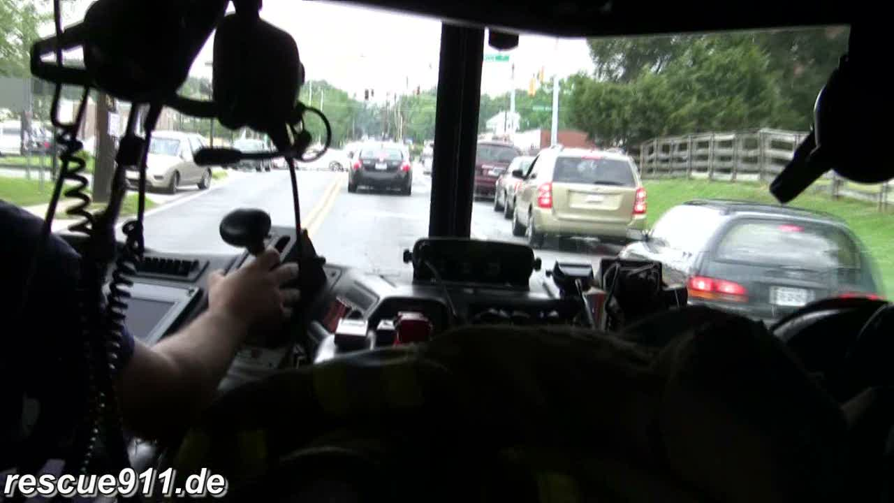 INSIDE VIEW - Engine 825 CVFD/PGFD (stream)