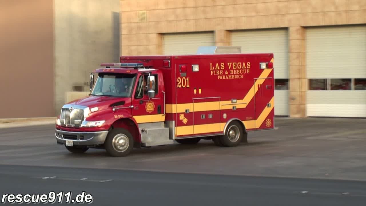 Rescue 201 Las Vegas Fire-Rescue (stream)
