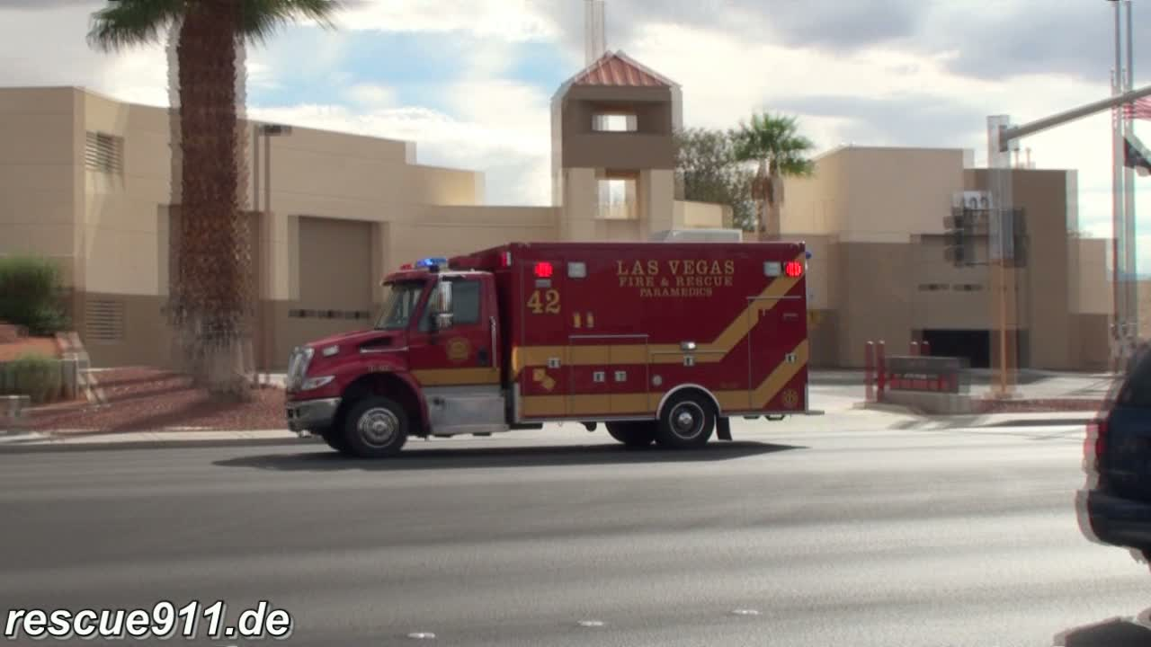 Rescue 42 Las Vegas Fire-Rescue (stream)