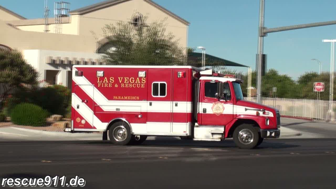 Rescue 43 Las Vegas Fire-Rescue (stream)