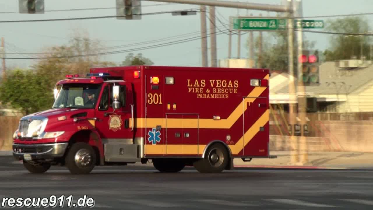 Las Vegas Emergency Medical Services (collection) (stream)