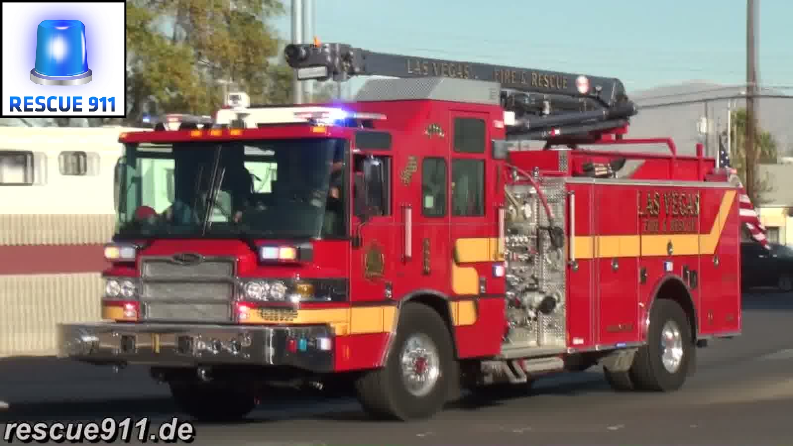 Engine 1 Las Vegas Fire-Rescue (stream)