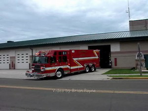 DeForest Area Fire & EMS Engine 1