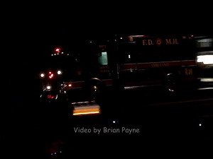Ambulance Rescue 40 Mount Horeb Fire