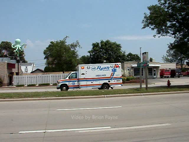 Ryan Brothers Ambulance Madison