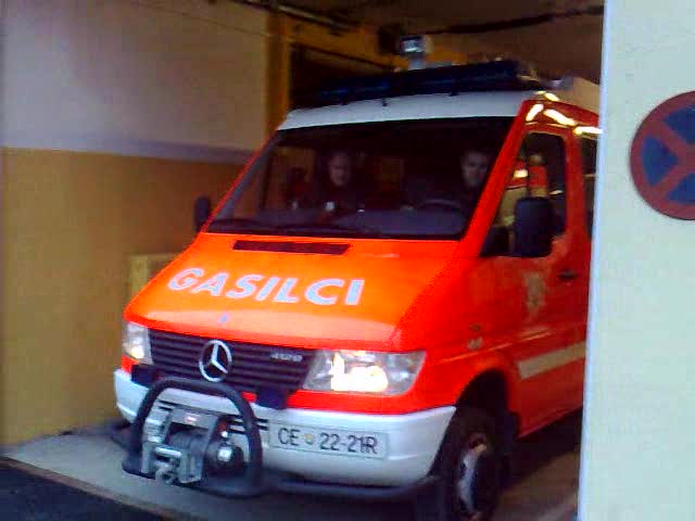 Rescue vehicle Velenje FD