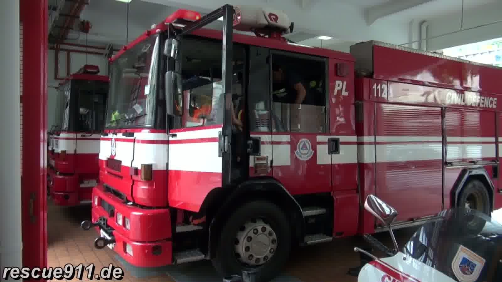 Pump ladder PL112 SCDF Central FS (stream)