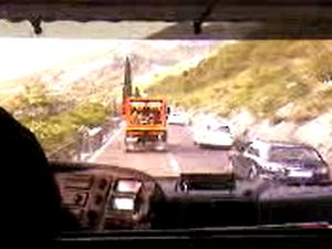 INSIDE VIEW - Actros + Unimog