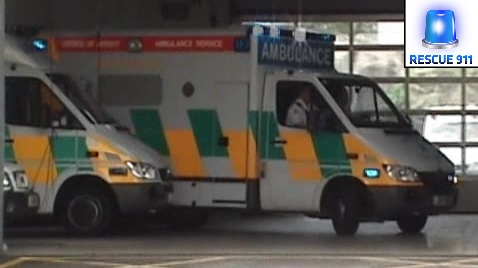 Emergency Ambulance States of Jersey Ambulance Service