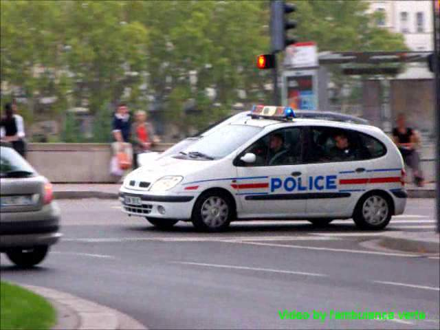 2x VSAV SDIS 69 + 2x Police + 2x ASSU Lyon (collection)