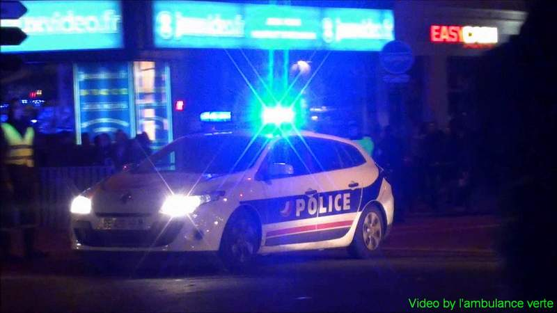 Police Nationale Lyon (compilation)
