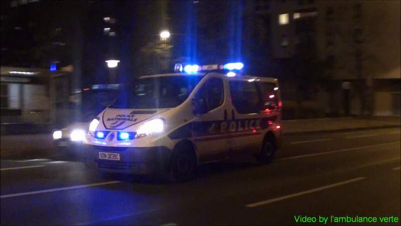 Police Nationale Lyon (collection)